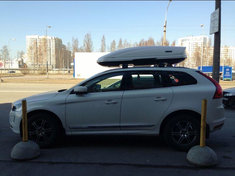 багажник Whispbar XC60/XC90 - фото 3