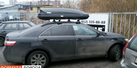 Toyota Camri с боксом Thule Pacific 780 black